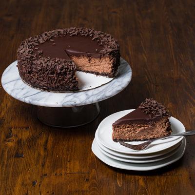 Chocolate Cheesecake | Cheesecake Aux Chocolat